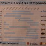 calendario de los pescados de temporada