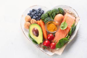 1- Reduce el riesgo de enfermedades cardiacas