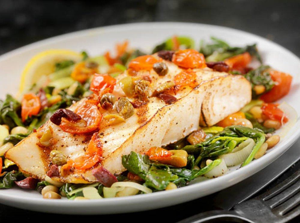 ¿Por qué debo incluir pescados en la dieta?