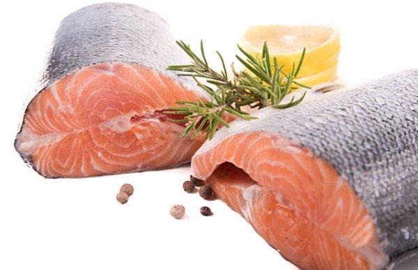 Fuentes de proteínas del pescado