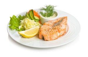 La composición nutricional del pescado