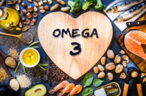 pescado fresco y el omega 3