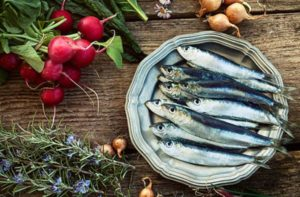 comprar sardina fresca