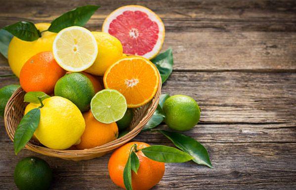 Frutas cítricas que puedes consumir
