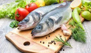 Los beneficios para la salud del pescado azul