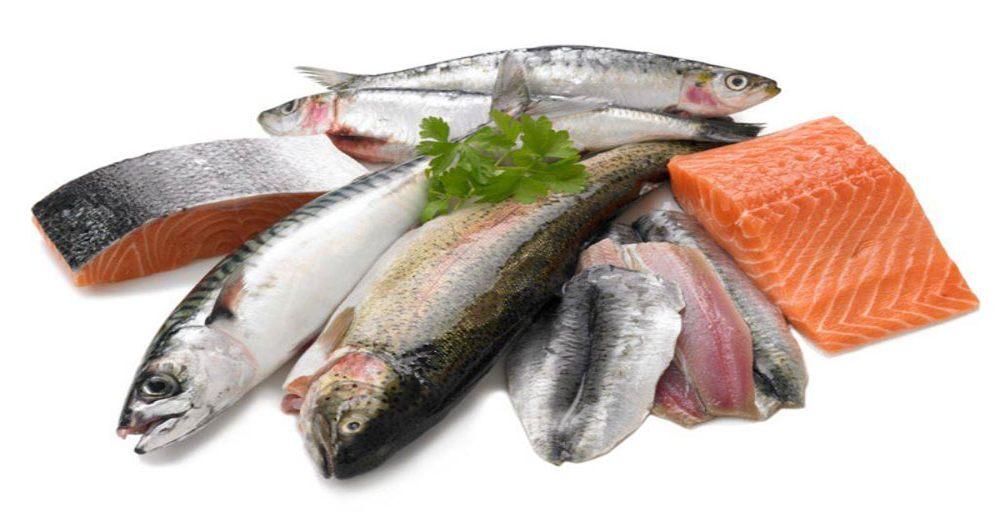 Pescado azul vs pescado blanco