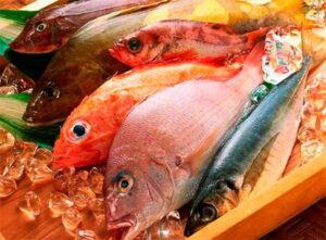 consumo de mercurio en el pescado