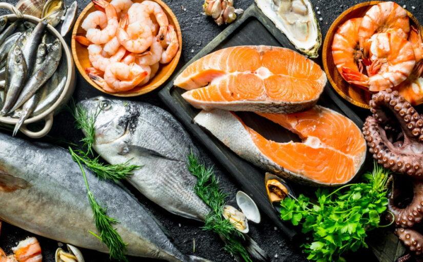 Pescado para combatir la anemia o falta de hierro en sangre