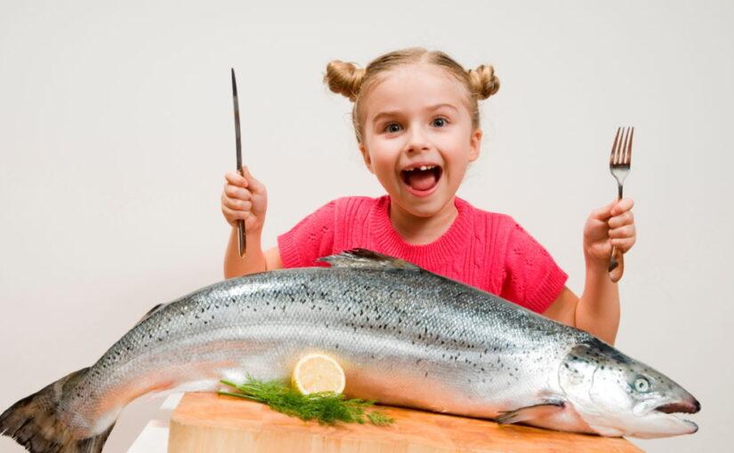 La influencia del pescado en los patrones de crecimiento infantil según la OMS
