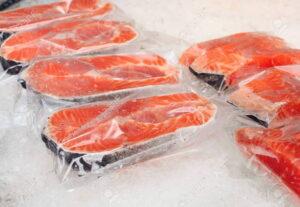 Cuidado del pescado fresco y de los filetes