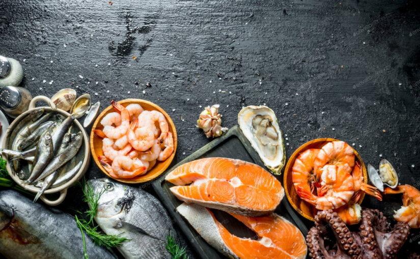 Conoce cuáles son los pescados y mariscos más consumidos en España