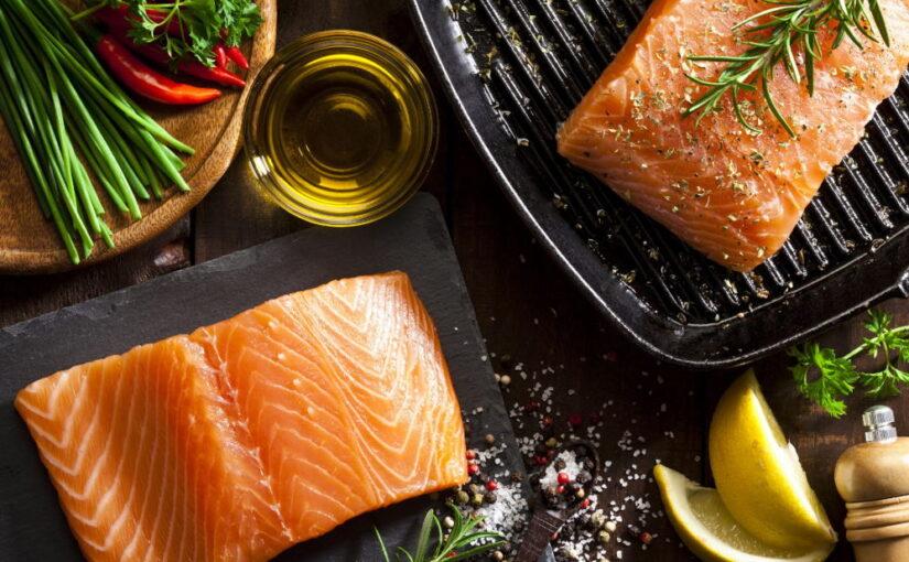¿Qué pescados se cocinan mejor a la plancha?