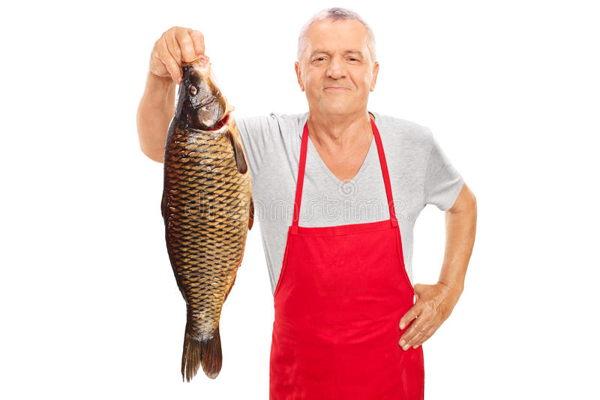 Pescados de temporada La Carpa